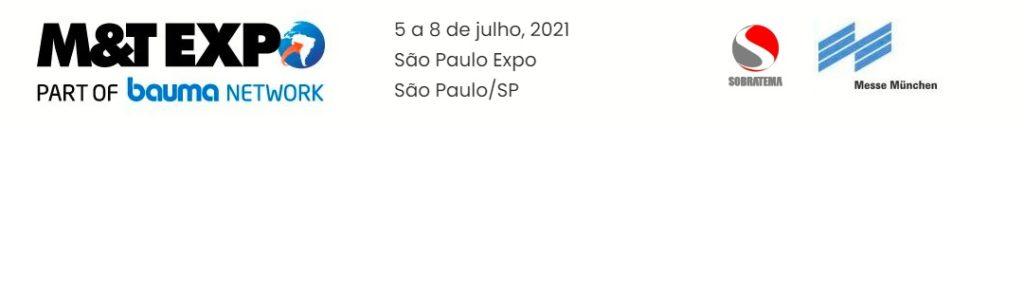 M&T EXPO MÁQUINAS E EQUIPAMENTOS 2021