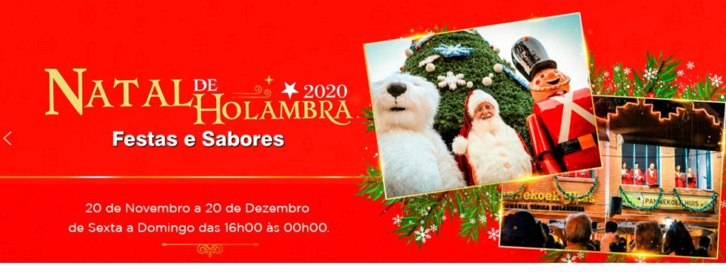 Natal de Holambra 2020