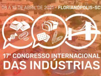 17º Congresso Internacional das Indústrias 2021