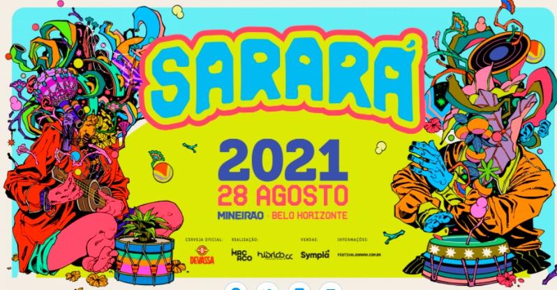 Festival Sarará 2021