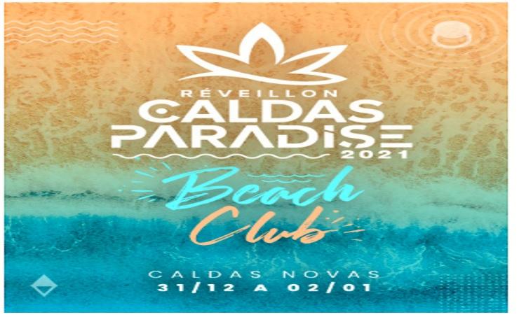 Réveillon Caldas Paradise 2021