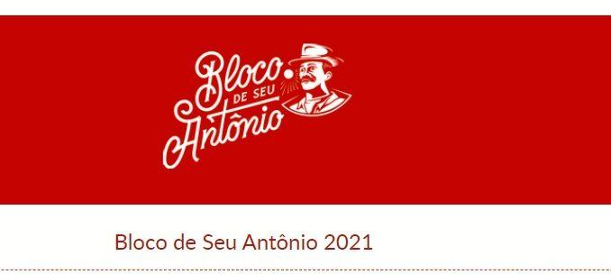 Bloco de Seu Antônio 2021