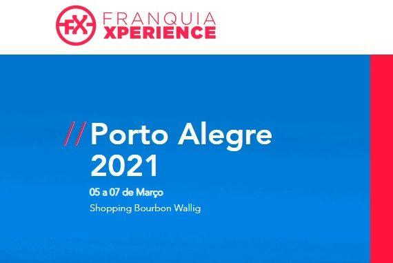 FRANQUIA XPERIENCE 2021 Porto Alegre