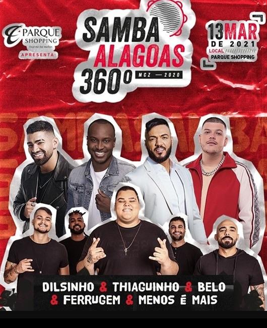Samba Alagoas 2021