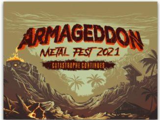 Armageddon Metal Fest 2021