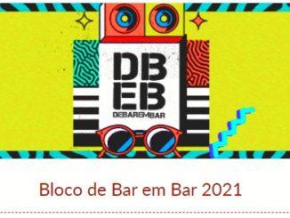 Bloco de Bar em Bar 2021