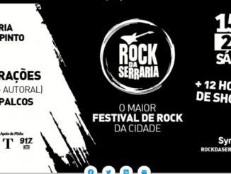 festival Rock da Serraria 2021