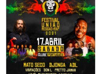 Festival União Reggae 2021