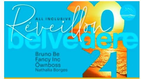 Réveillon Belvedere Beach Club 2021
