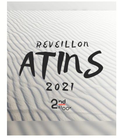 Réveillon Atins e Luau 2021