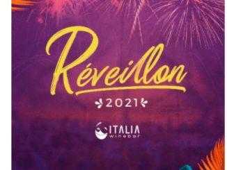 Reveillon Itália Winebar 2021