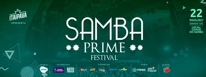 Samba Prime Festival 2021