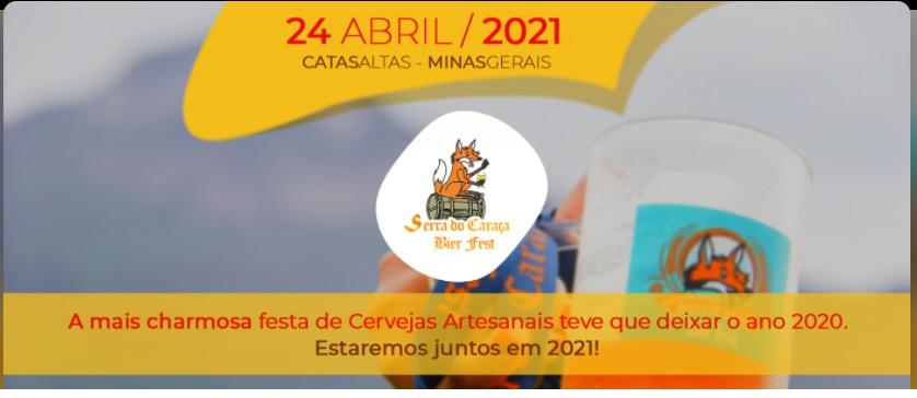 Serra do Caraça Bier Fest 2021