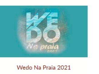 Wedo na Praia 2021