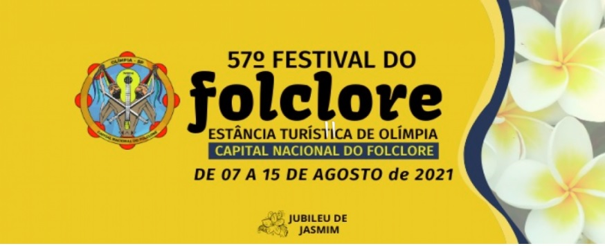 Festival do Folclore de Olímpia 2021