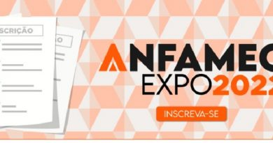 ANFAMEC EXPO 2022 será em agosto, veja mais detalhes