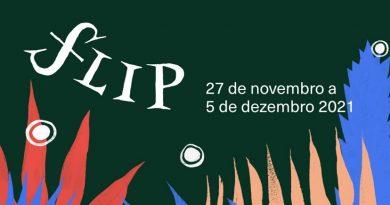 Flip 2021: Confira o ciclo de homenagens da Festa Literária